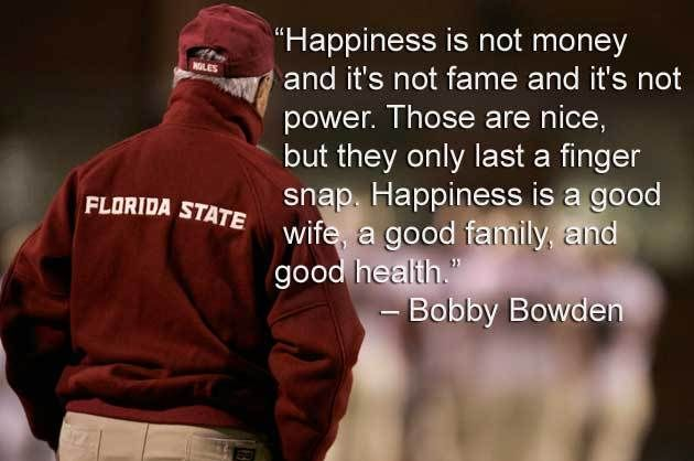 FSU fan or not, gotta love Bobby
