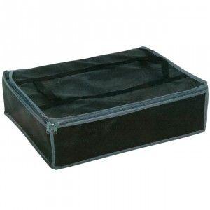 Boîte de rangement avec housse sous vide - Dressing / Buanderie - Entretien / Rangement | GiFi
