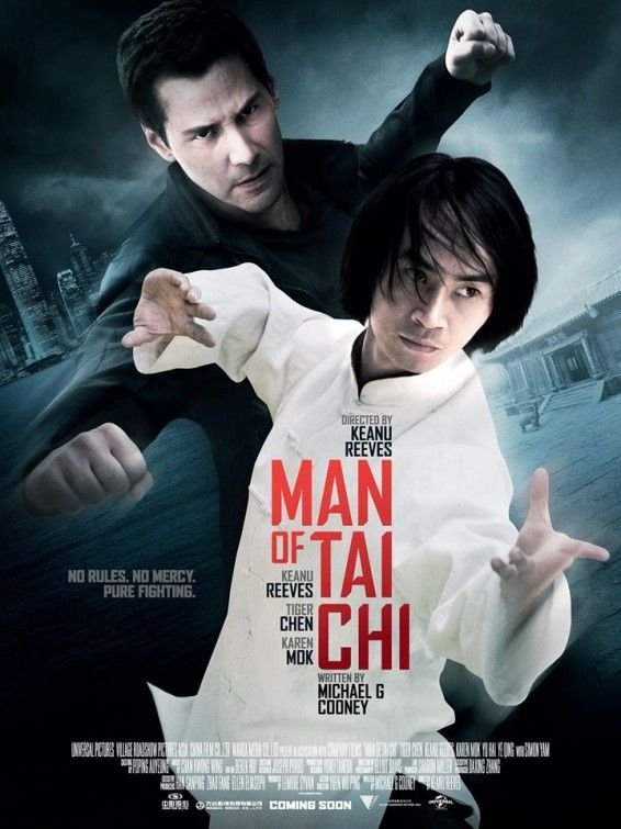 Man of Tai Chi. Needless to say, his character was badass!
