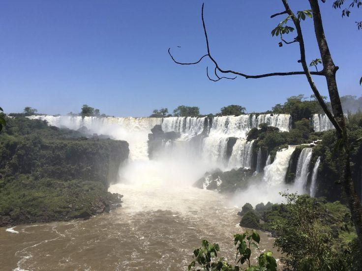 Argentine : les chutes d'Iguazú, spectacle grandiose de la nature.