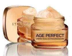 Crème Huile Extraordinaire - Age Perfect de L'Oréal sur Beauté-test.com