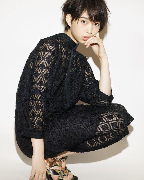 Aoi Morikawa 森川葵
