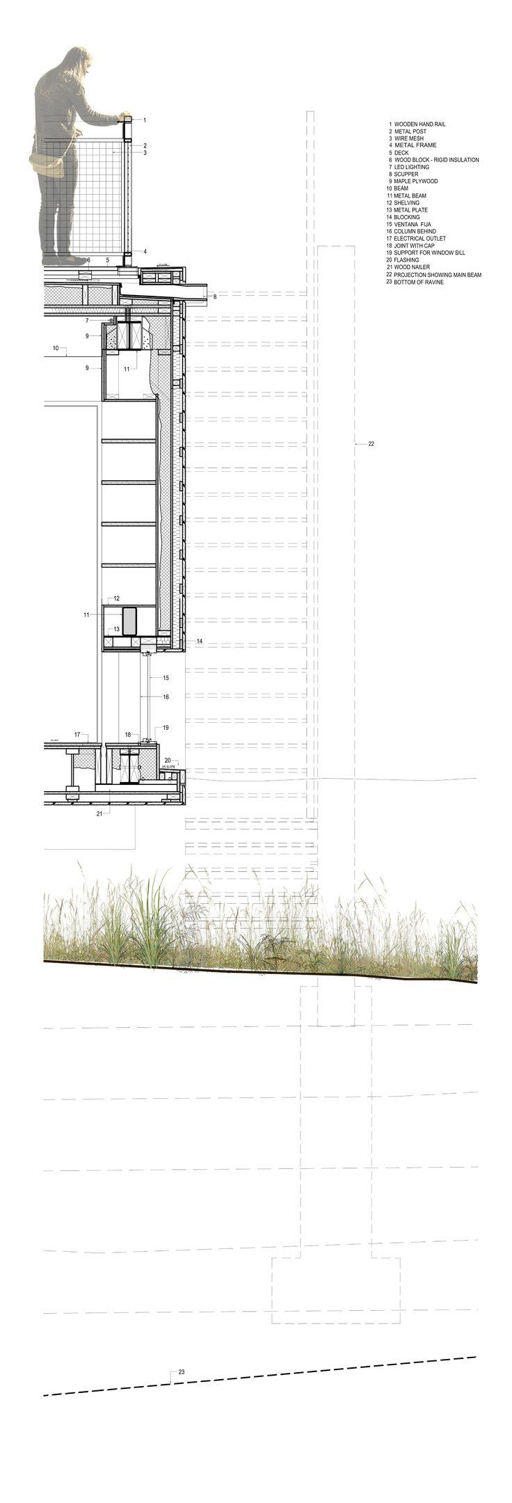 Image 32 of 32 from gallery of Bridge House / LLAMA urban design. Detail