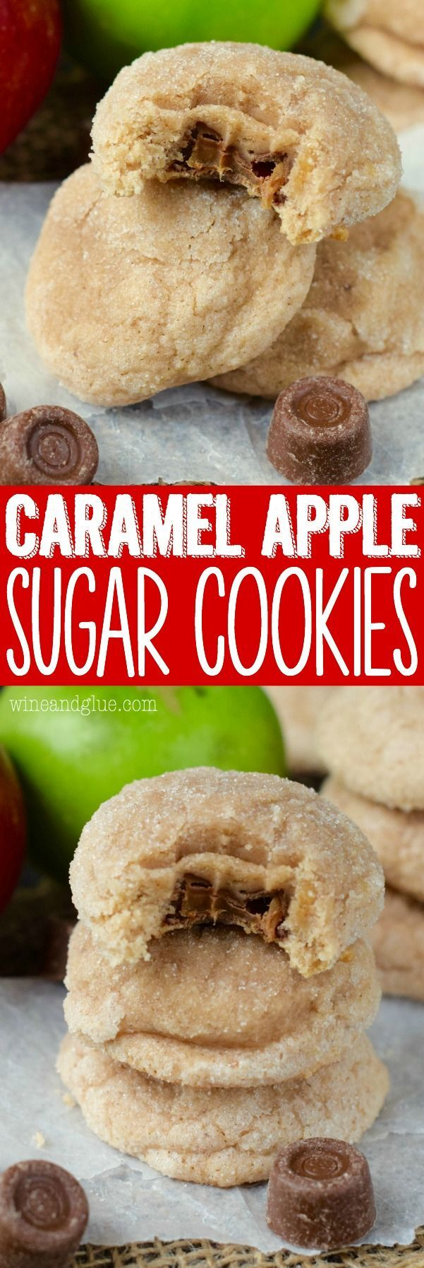 apple right Cookies Apple Caramel are inside  flavored and caramel Amazingly have soft Sugar with butter trail road running that trainers baked for