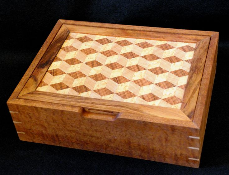 Handmade wood jewelry box plans woodworking projects