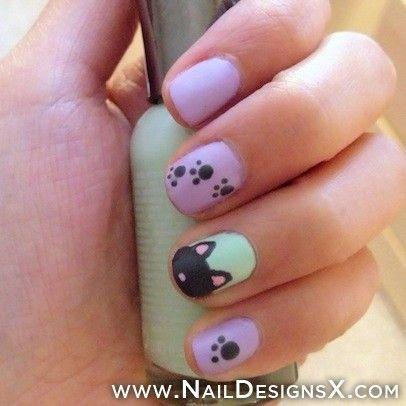 cute 010 nail art