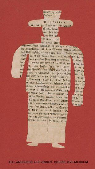 Le figure dei libri » Blog Archive » I papercut di Hans Christian Andersen