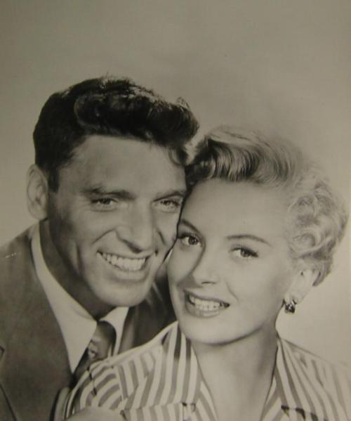 Burt Lancaster and Deborah Kerr