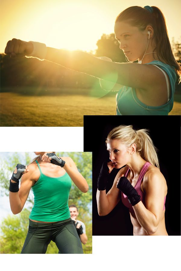 Boxen für einen flachen Bauch! Die besten Übungen jetzt hier: http://www.gofeminin.de/sport/boxworkout-flacher-bauch-s1389803.html  #flacher bauch #workout #fitness #boxen