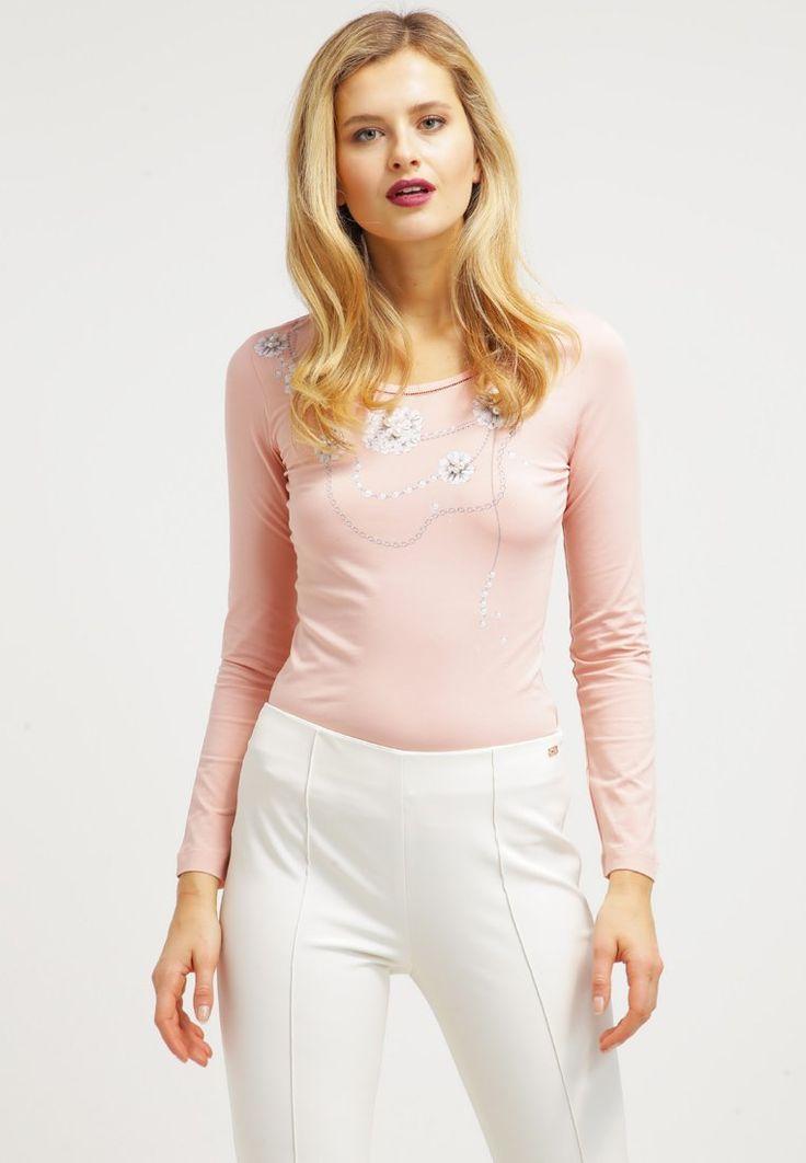 Escada Sport EBELONE T-shirt à manches longues rose prix T-shirt Femme Zalando 115.00 €