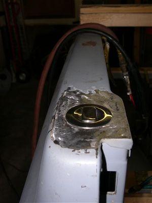 67 72 Remote Gas Filler Setup Fleetside Tips And