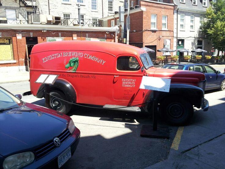 Kingston Brewery Co., Kingston, Ontario