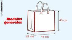Hazte una bolsa grande y fuerte con muchas bolsas del supermercado   Manualidade…