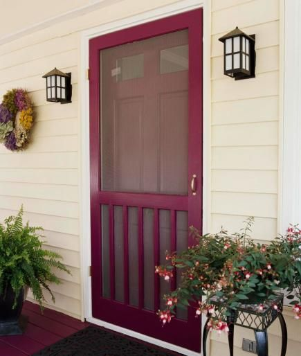 60 best Old Screen Doors images on Pinterest | Ad home, Deco and ...