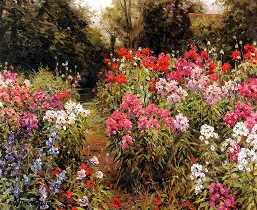 Flower Garden Paintings 550 best flower garden iv images on pinterest | flower gardening