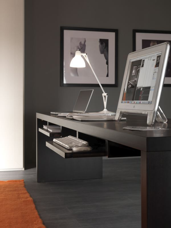 bright and modern driftwood desk. Amazing Eco Friendly Kids Furniture by Mazzali  By With Dark Wooden Desk And Orange Chair Design 16 best Desks Computer images on Pinterest Classroom
