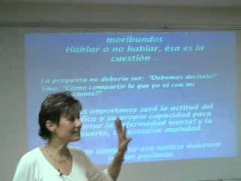 """▶ Conferencia titulada: """"La Filosofía de Elisabeth Kübler - Ross"""" - YouTube"""