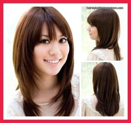 Haarschnitte für feines, dünnes, ovales Gesicht   – frisuren2019