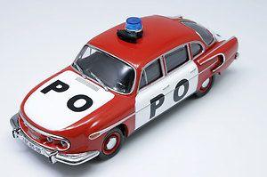 IXO FOX 1 43 Tatra 603 3 PO Police 1978 Feuerwehr FOX006 | eBay