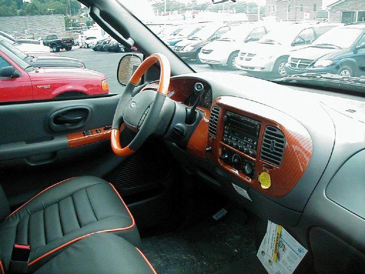 Interior of orange Ford F 150 truck   Ford F150 Trucks   Pinterest   Ford   F150 truck and Ford trucksinterior of orange Ford F 150 truck   Ford F150 Trucks   Pinterest  . 2001 Ford F150 Colors. Home Design Ideas