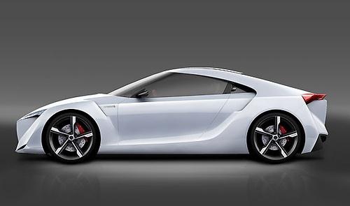 Toyota Concept Car #DanDeeryToyota