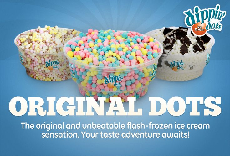 Dippin dots personality test