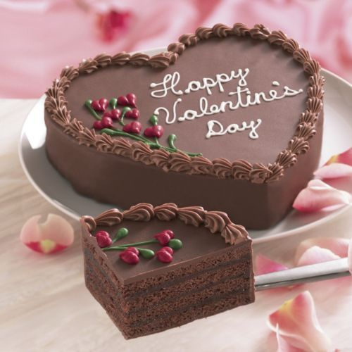 Heart Chocolate Cake Images : 1000+ images about Sweetest Valentine s Gifts on Pinterest ...