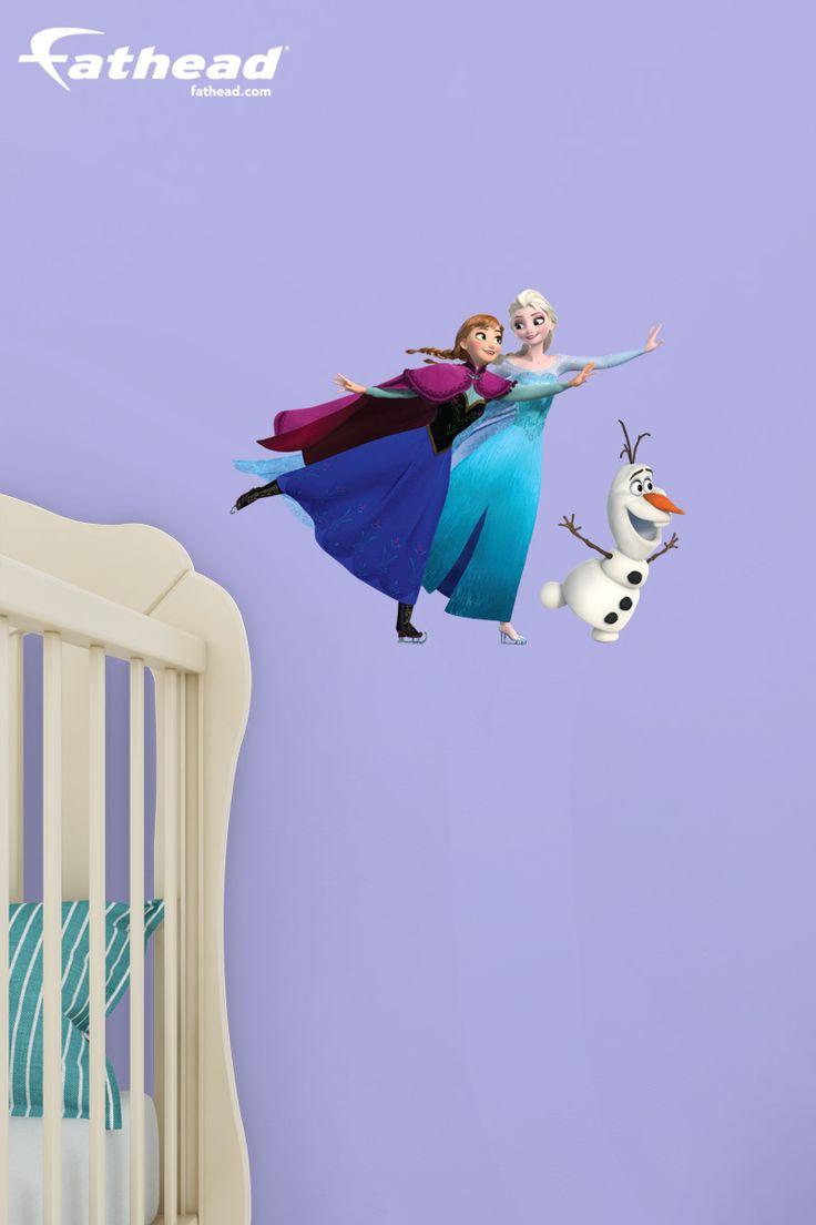 14 Best Disney Frozen Wall Mural Wallpapers Images On