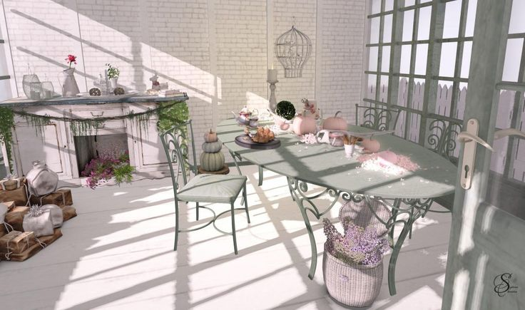 Garden party – Home #116 – Syleena Sheridan