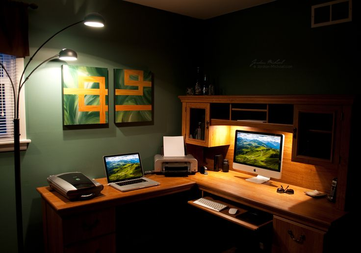 Outstanding Workstations Inspired By Modern Technology : Workspace And  Office Designs For Inspiration