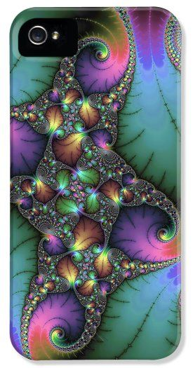 Stunning mandelbrot fractal iPhone 5 Case / iPhone 5 Cover for Sale. Click here to get one: http://matthias-hauser.artistwebsites.com/products/stunning-mandelbrot-fractal-matthias-hauser-iphone5-case-cover.html (c) Matthias Hauser www.hauserfoto.com