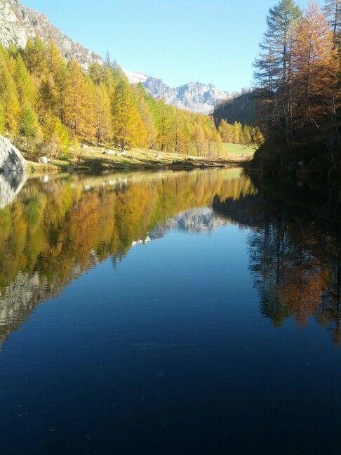 Lago delle streghe -Devero,Piemonte,Italia