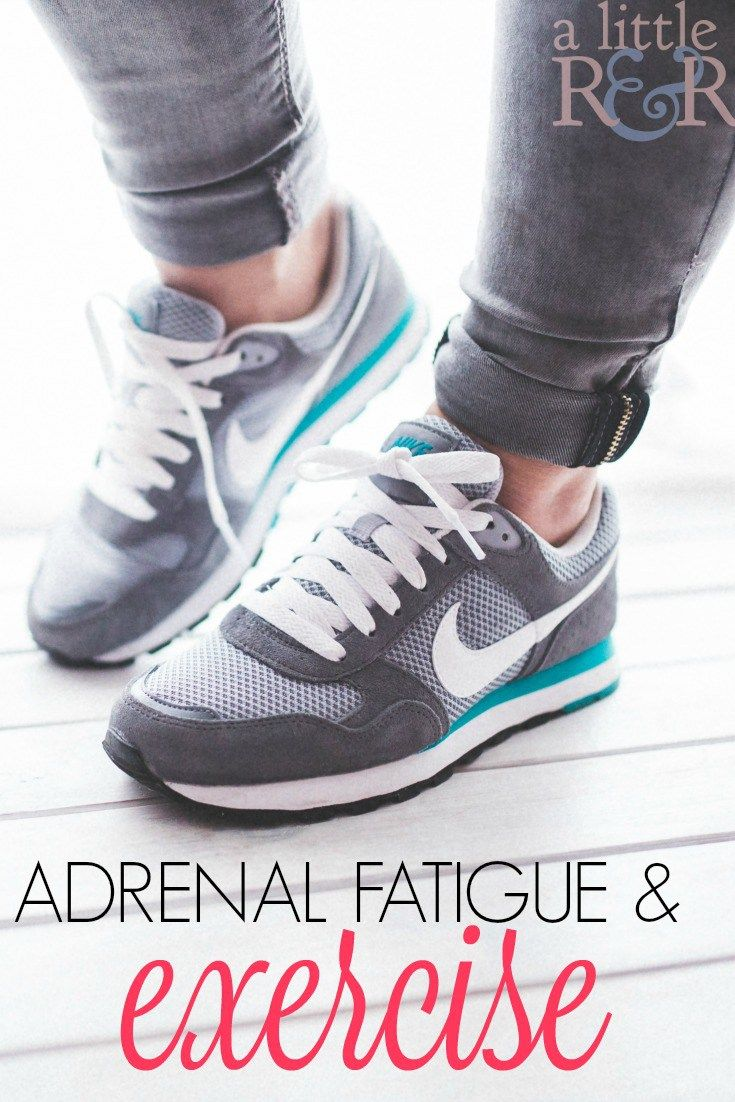 Exercise is tricky for those who suffer with Adrenal Fatigue, but it is necessary, nonetheless. Learn about how and why this plays an important role and how to not allow exercise to make it worse.
