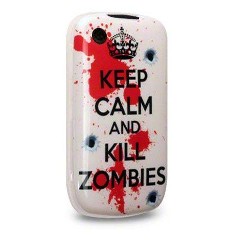 BlackBerry Curve 8520 IMD Case - Kill Zombies