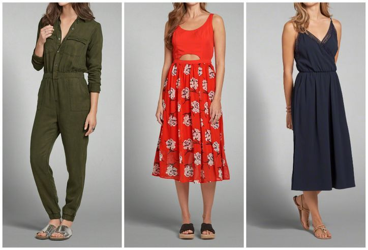 Affordable, chic clothing from teen stores