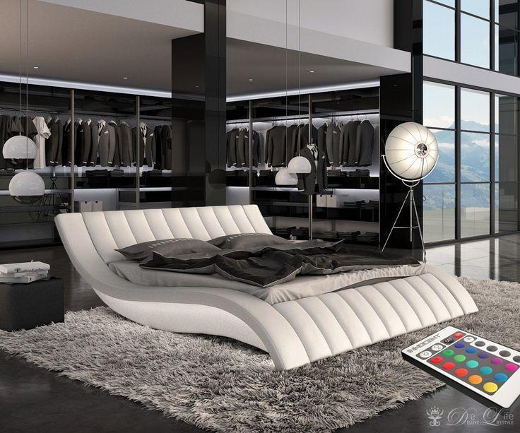 Designer bett 140x200  36 besten DELIFE - Deluxe Beds Bilder auf Pinterest | Weiss ...