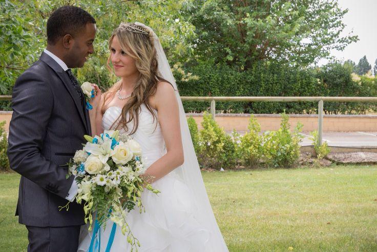 Soraya y Marcel una boda exotica