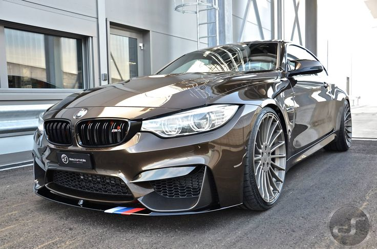 BMW F82 M4 Pyrite Brown Metallic