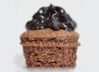 Mini muffin al grano saraceno