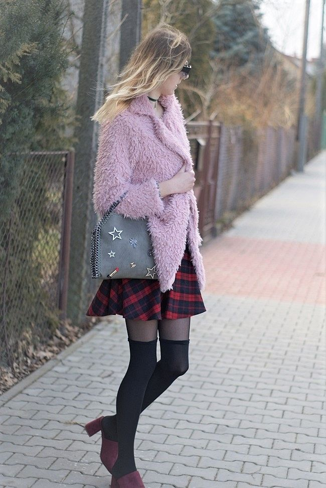 A new life: 1145 ==> Pink & Plaid