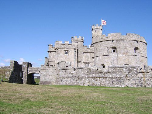 Pendennis Castle - Cornwall, England