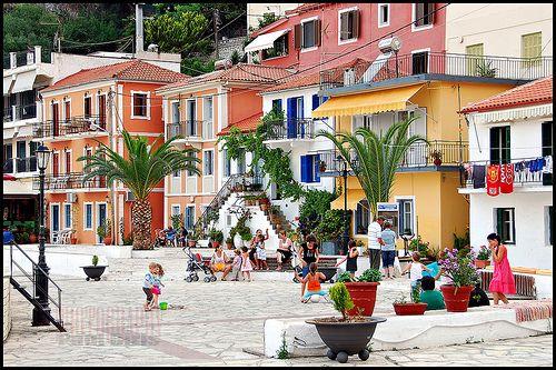 Colorful Parga | Greece | Paul Biris | Flickr