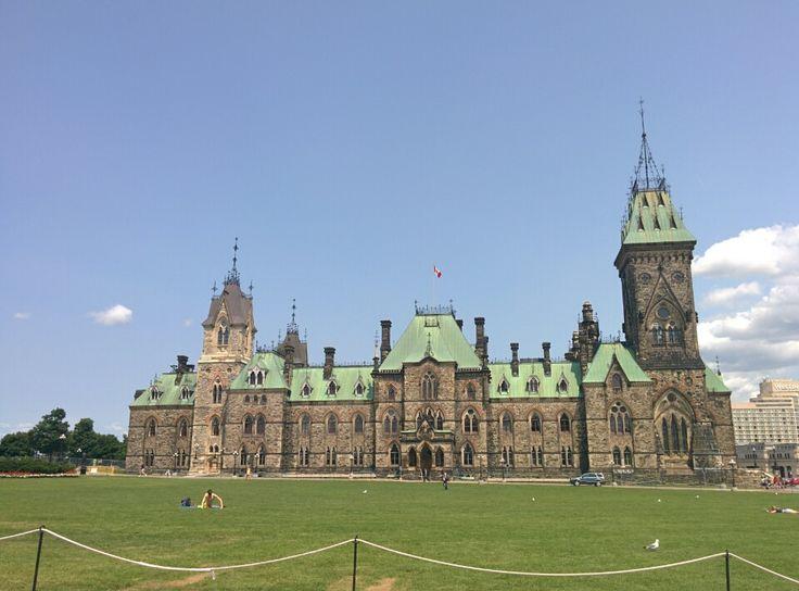 Ottawa in Ontario