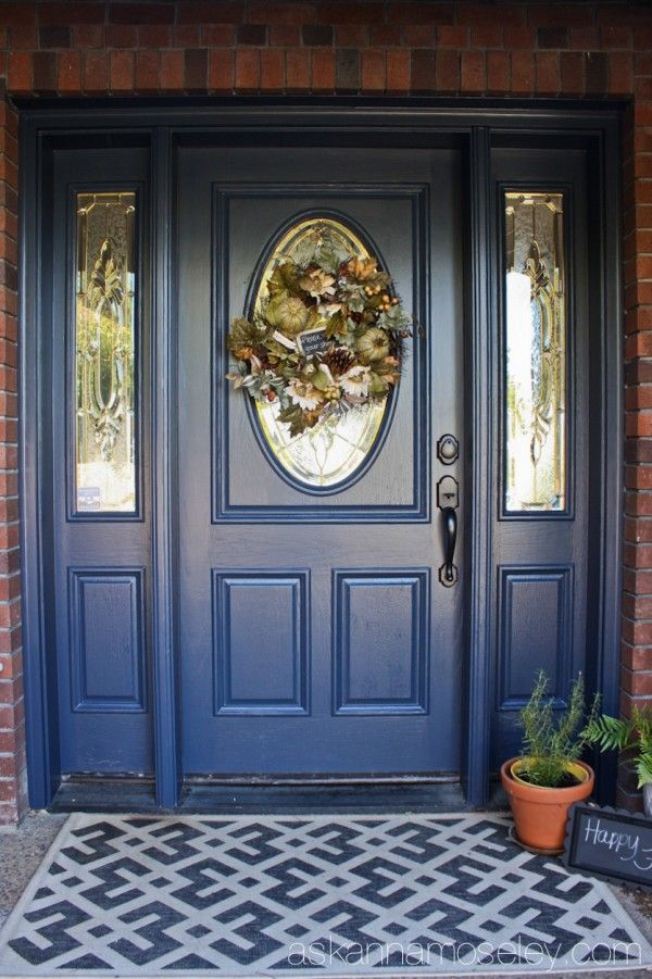 Front Door Makeover Decorate Doors Front Door