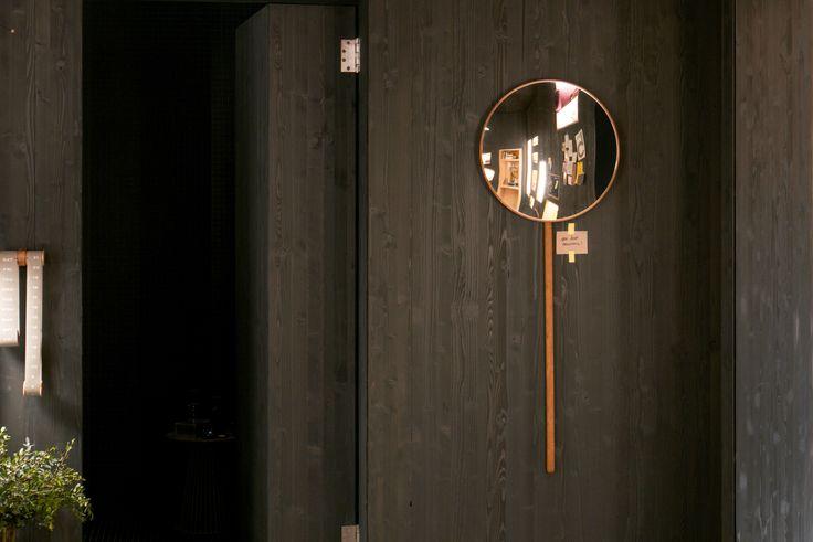 Mini Living with Miniforms- Creative use of space. #interiordesign #design #miniliving #forniture #milandesignweek