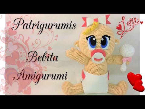 Como montar a nuestra Bebé Amigurumi - YouTube