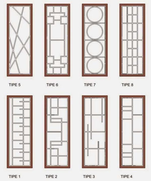Model Teralis Jendela Minimalis 2018 : model, teralis, jendela, minimalis, Harga, Teralis, Jendela, Minimalis, Terbaru, Desember, HargaDepo, Desain, Grill,, Jendela,
