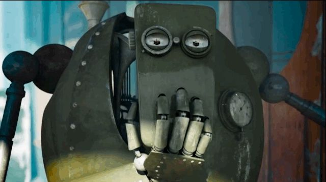 What Happens When A Robot Outlives The Humans It Was Built To Love?