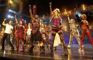 We Will Rock You Theatre Breaks at the Dominion Theatre