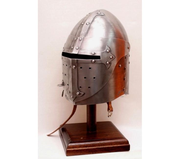 Medieval Combat Helmet, knights templar helmet
